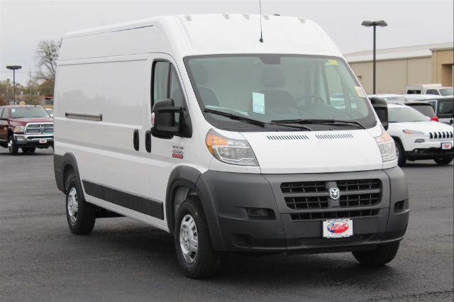new 2017 ram promaster 2500 high roof van in mount pleasant c9273 elliott auto group. Black Bedroom Furniture Sets. Home Design Ideas